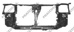Carenaj frontal PRASCO HD0343200 Honda Civic 6