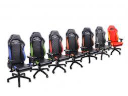 Scaun de joc FK scaun de birou eGame Seat eSports play seat Londra [diferite culori]