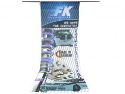 Bandera FK - 150 x 400 cm
