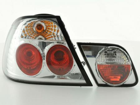 Set stopuri BMW 3er Coupe tip E46 An. 99-02 crom