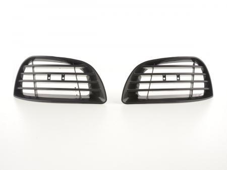 Plăcuțe grilă pentru bara de protecție monocadr VW Golf 4 97-06