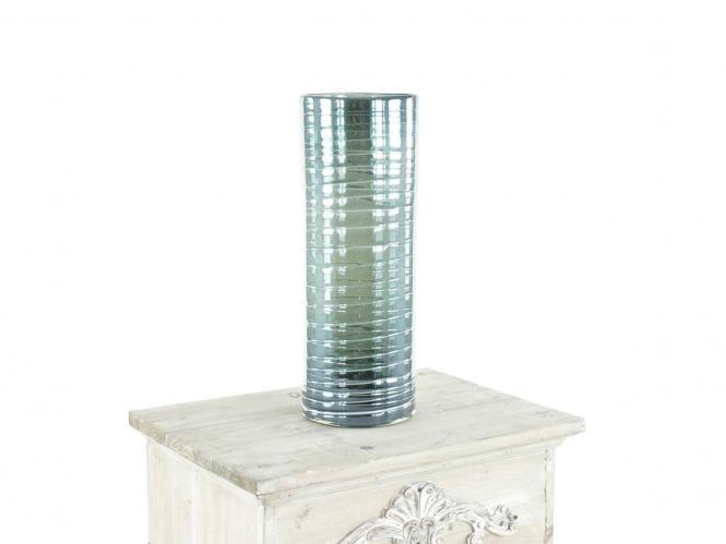 Design Vase Stripe 3, blau