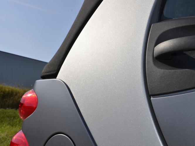 Auto Folie glitzernd transparent selbstklebend 1 Rolle = 0,5m x 2m