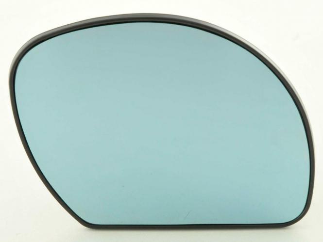 Ersatzspiegelglas Race-Look links Spiegelglas Fahrerseite Spiegel Fahrzeugspiegel