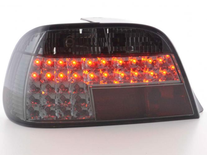 LED Rückleuchten Set BMW 7er Typ E38 Bj. 94-98 schwarz