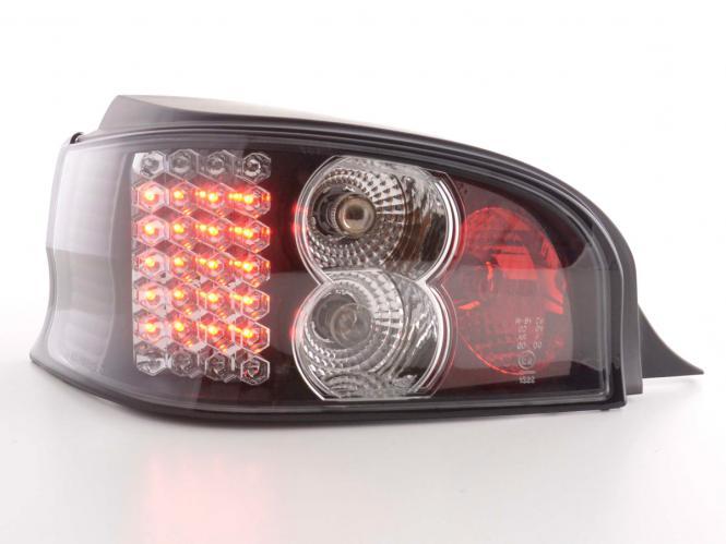LED Rückleuchten Set Citroen Saxo Typ S/S HFX / S KFW Bj. 96-02 schwarz