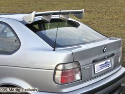 Spoiler de acoperiș MATTIG în 5 părți pentru BMW E36, Bj. 1991-1999
