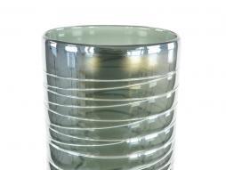Design Vase Stripe 1, blau