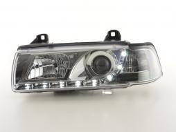 Set de lumini de zi lumini de zi folosite BMW 3er E36 Limo. crom