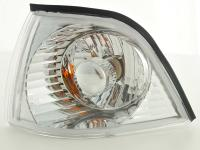 Frontblinker Blinker Set BMW 3er Coupe/Cabrio Typ E36 Bj. 91-98 chrom