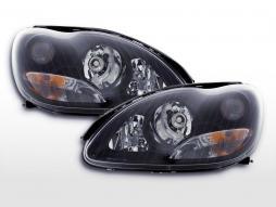 Faruri folosite Mercedes Benz S-Class W220 98-01 negru