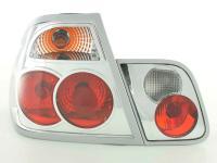 Set stopuri pentru hayon BMW seria 3 sedan tip E46 Bj. 98-01 crom