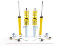 Kit FK coilover suspensie sport BMW seria 3 E46 Limo / Touring Bj. 1998-2005