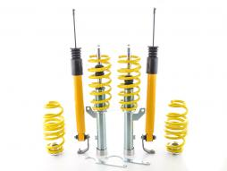 Kit FK coilover suspensie sport VW Golf 7 AU Bj. Din 2012 cu tija de 50 mm, punte spate multi-link