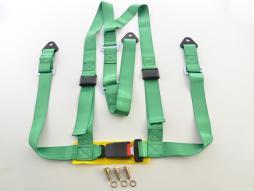 harnais 3-Punkt ceinture universal vert