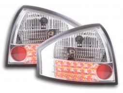 Stopuri LED Audi A6 sedan tip 4B An. 97-03 crom