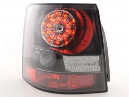 LED Rückleuchten Set Land Rover Range Rover Sport Bj. 06-10 schwarz