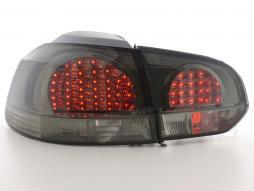 Set de stopuri LED VW Golf 6 tip 1K Anul 08- negru