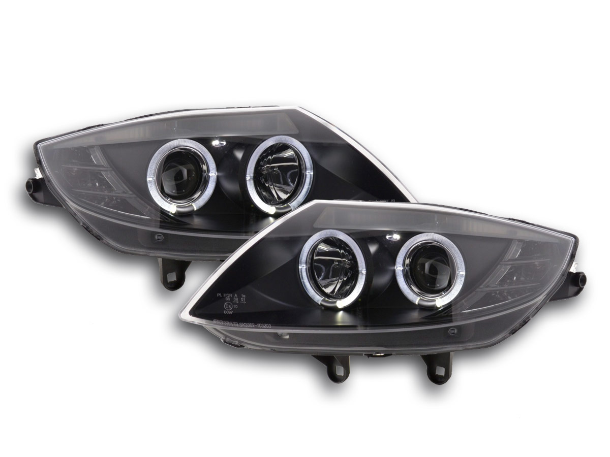 Bmw Z4 E85 Angel Eyes Headlight Angel Eyes Bmw Z4 E85 E86
