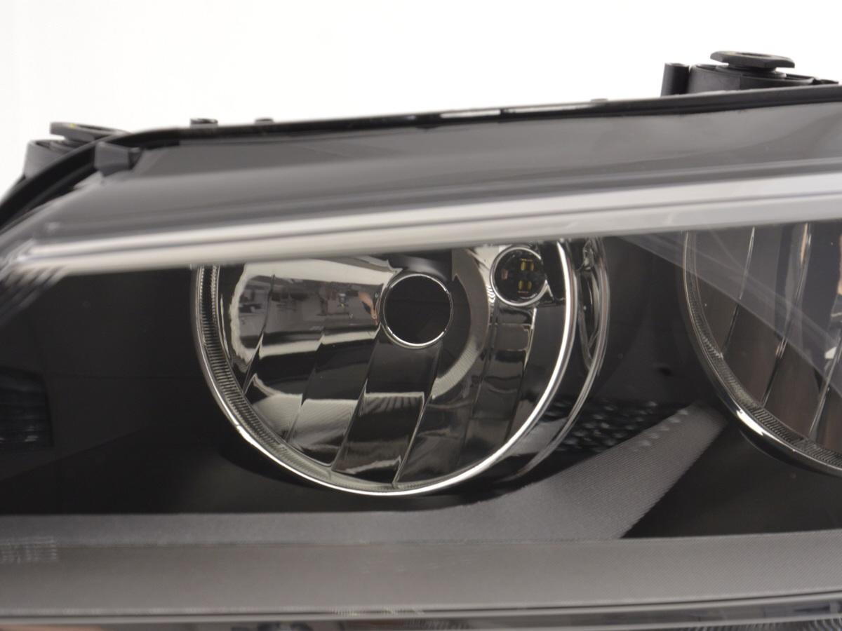 ab 2010 schwarz Verschleißteile Scheinwerfer rechts VW Jetta 6 Bj