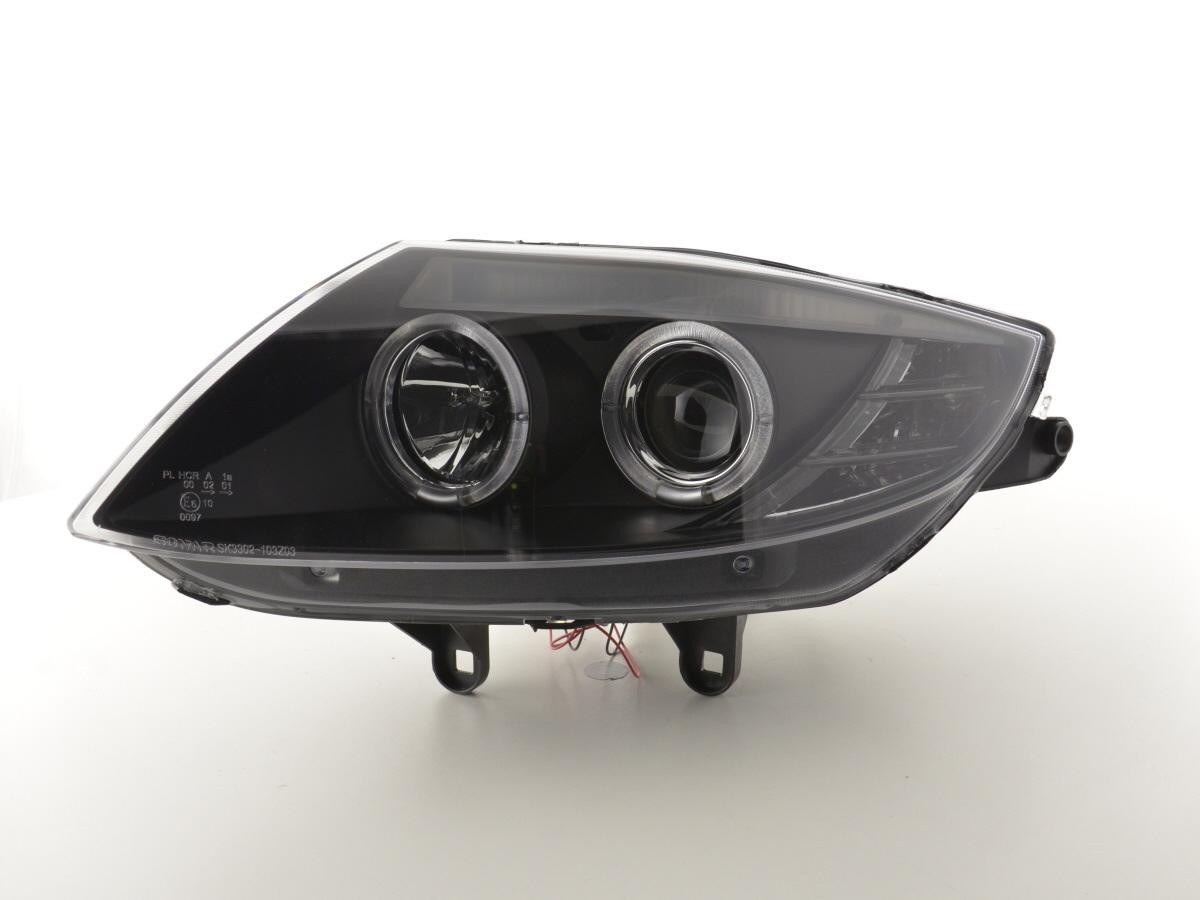 scheinwerfer angel eyes bmw z4 typ e85. Black Bedroom Furniture Sets. Home Design Ideas