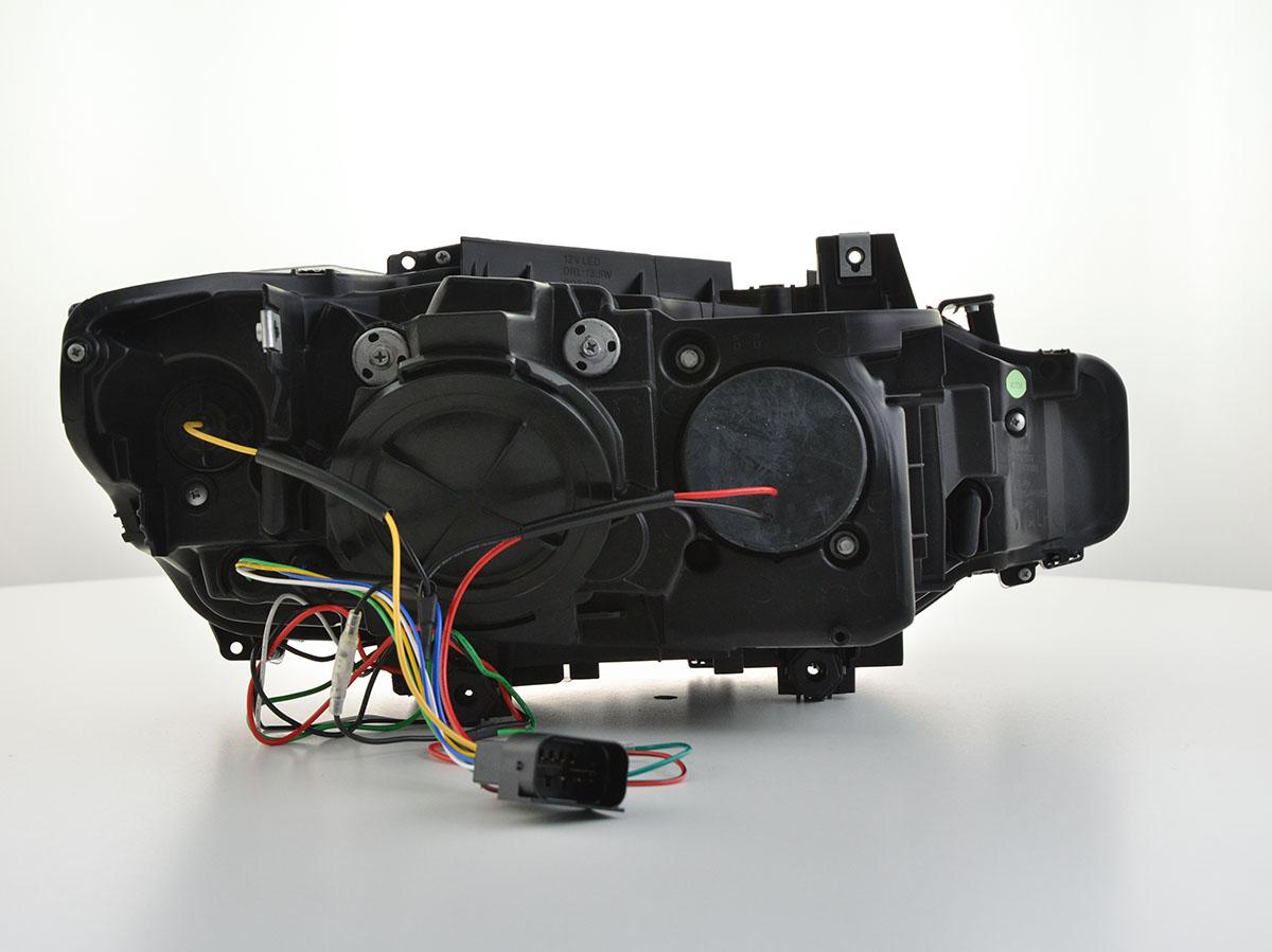 scheinwerfer set daylight led tagfahrlicht bmw 3er f30 f31 limo touring bj 11. Black Bedroom Furniture Sets. Home Design Ideas