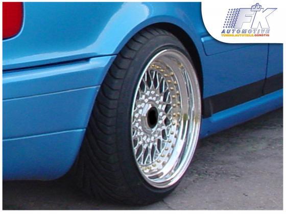 30 mm Tieferlegungsfedern Porsche 911 996 C2 Tieferlegung VA//HA ca