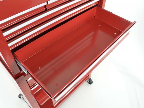 fk werkstattwagen set werkzeugaufbewahrung rollwagen f r ordnung in der. Black Bedroom Furniture Sets. Home Design Ideas