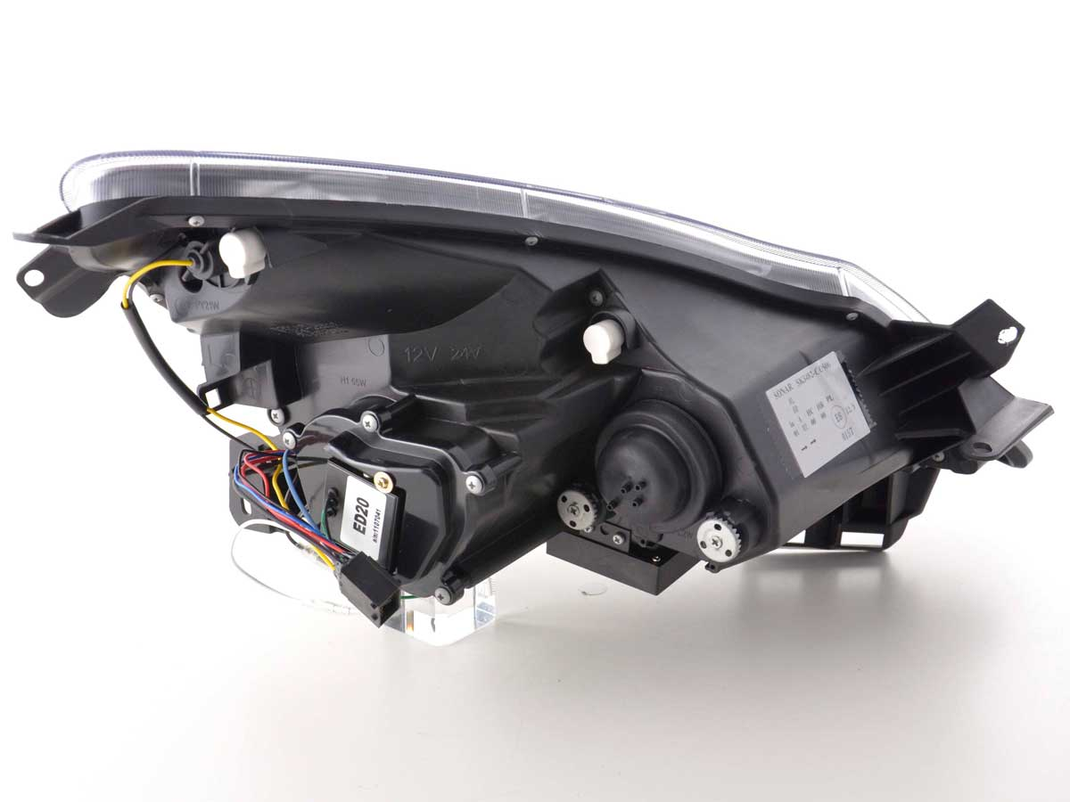 Bremsscheibe.de | Tagfahrlicht Scheinwerfer Daylight Opel Corsa D ...